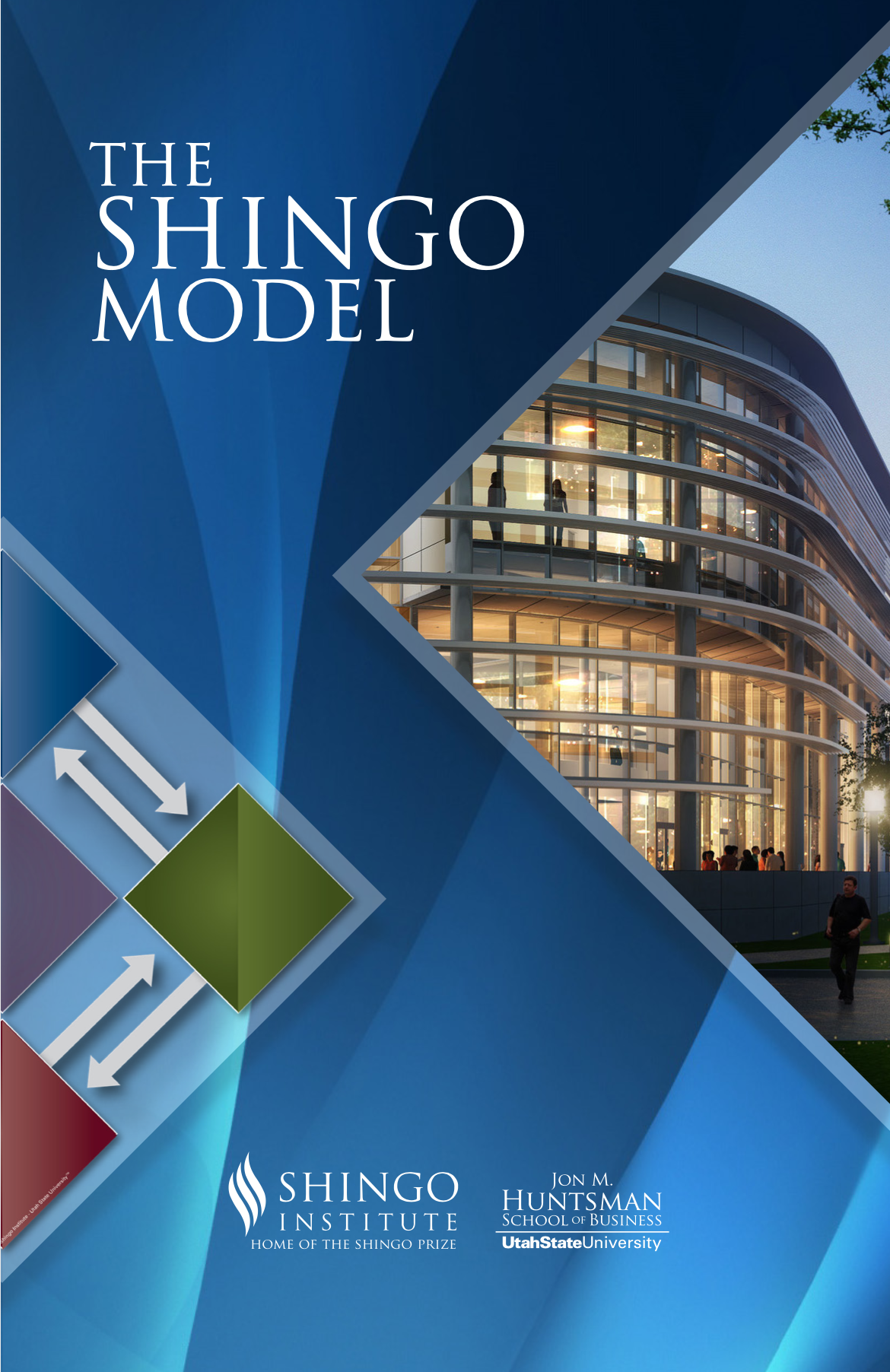 Model booklet cover